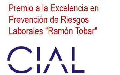 XII Premio Ramón Tobar concedido al CIAL