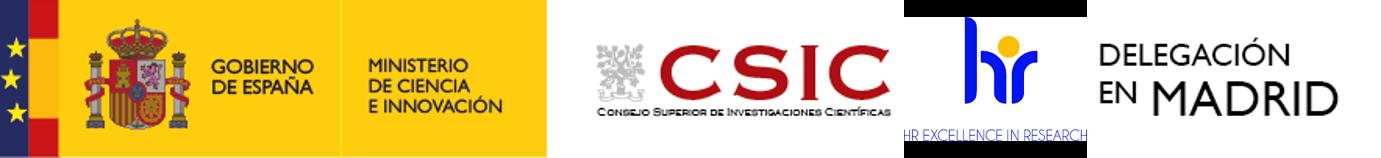 Delegación del CSIC en la Comunidad de Madrid