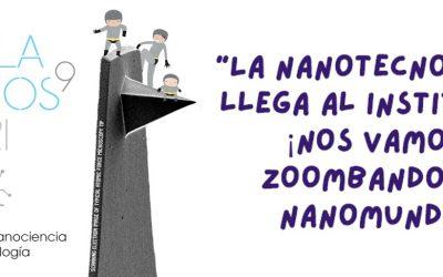 Comienzan las charlas de nanociencia y nanotecnología en los institutos de la Comunidad de Madrid