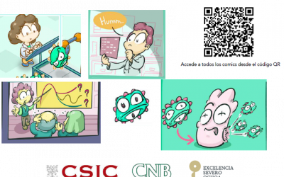Ciencia y responsabilidad frente a la COVID-19 (CNB-CSIC)