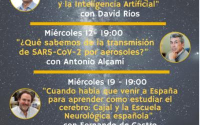 Termina el IV Ciclo de Ciencia en la Biblioteca Pública de Segovia