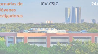 IX Jornadas de Jóvenes investigadores en el ICV